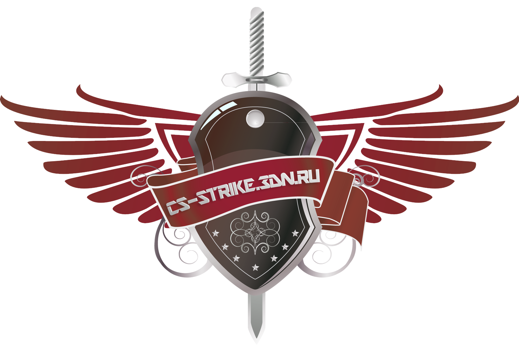 Logo by cs strike
